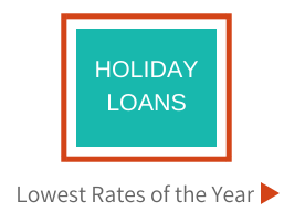 Special rates on holiday loans
