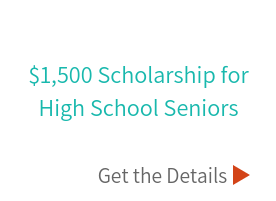 $1500 scholarship for graduating high school seniors click for more information
