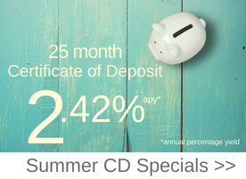 Summer CD Specials Click for rates