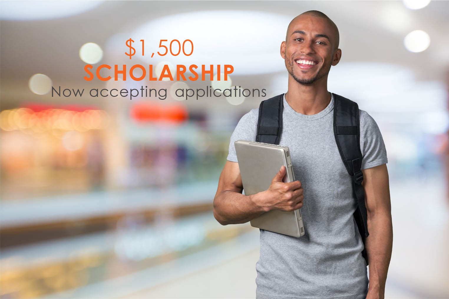 Scholarship Applications Now Accepted